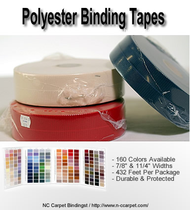 World's Most Wide Utilized Binding Tape Line